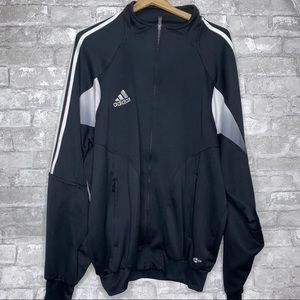 Adidas Men's Full Zip Size L